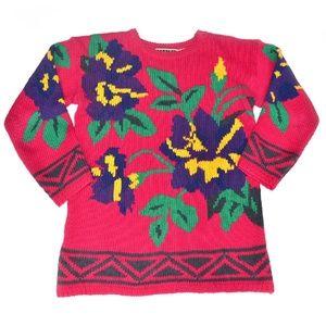 Vintage Emphasis Burdine's   Sweater M